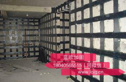 武汉建筑外墙加固公司